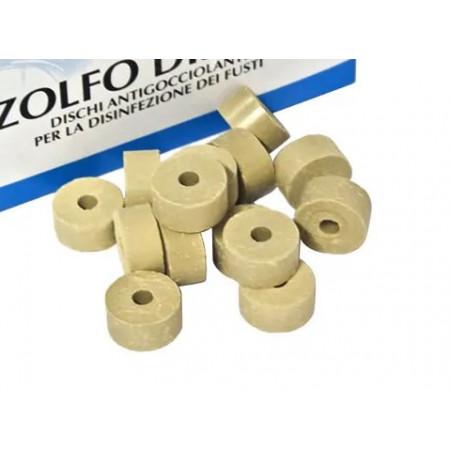 Zolfo in dischetti gr. 140 ca. 15 pezzi Miglior Prezzo, Shop