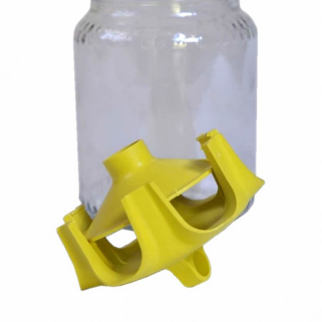 Hornet and wasp trap for pot, diam. 82 (pack of 2 pieces) Best